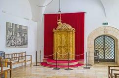 Istanbuli犹太教堂 免版税库存图片