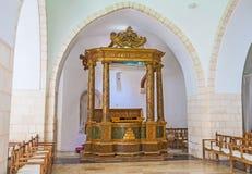 In Istanbuli-Synagoge Stockbild