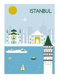 Istavbul. Stock Image