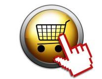 Isternet shopping Royalty Free Stock Image