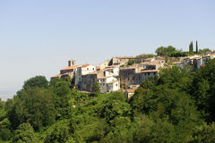 Istia d'Ombrone (Tuscany) Royalty Free Stock Photo