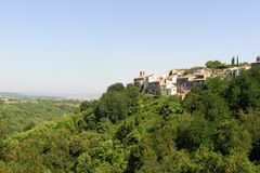 Istia d'Ombrone (Tuscany) Royalty Free Stock Image