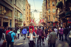 Istiklal Royalty Free Stock Images