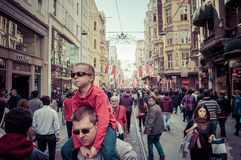 Istiklal Stock Images