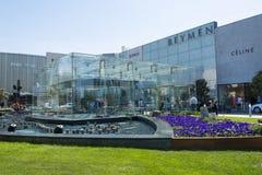 Istinye Park shopping mall Royalty Free Stock Image