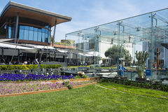 Istinye Park shopping mall Stock Image