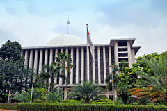 Istiqlal Royalty Free Stock Photography