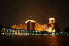 Istiqlal Mosque Royalty Free Stock Photography