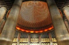 Istiqlalmoskee, Djakarta royalty-vrije stock afbeelding