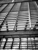 Istituto culturale Sguardo artistico in bianco e nero Fotografie Stock