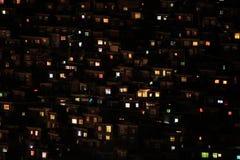 Istituto di buddismo tibetano in Cina Immagine Stock