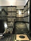 Istituto Nazionale Di Ricerca Metrologica INRIM στην πόλη του Τορίνου, Ιταλία Τέχνη, ιστορία, επιστήμη και αρχιτεκτονική στοκ εικόνα με δικαίωμα ελεύθερης χρήσης