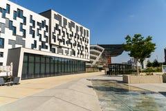 Istituto per le statistiche e la matematica dell'università di Vienna Fotografia Stock Libera da Diritti