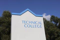 Istituto tecnico superiore Fotografia Stock Libera da Diritti