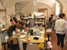 Istituto universitario del disegno, San Marco, Italia Immagine Stock Libera da Diritti