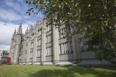 Istituto universitario del Marshall a Aberdeen, Regno Unito immagine stock