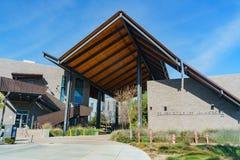 Istituto universitario dell'amministrazione aziendale di Cal Poly Pomona immagine stock libera da diritti