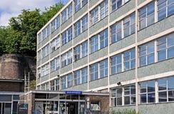 Istituto universitario della centrale di Nottingham immagini stock