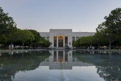 Istituto universitario della città di Pasadena Fotografie Stock