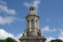 Istituto universitario della trinità a Dublino Fotografie Stock Libere da Diritti