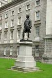 Istituto universitario della trinità a Dublino Immagine Stock Libera da Diritti