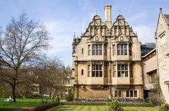 Istituto universitario della trinità, Oxford Immagini Stock