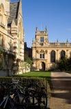 Istituto universitario della trinità, Oxford Fotografia Stock