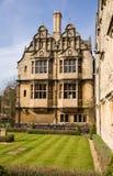 Istituto universitario della trinità, Oxford Fotografia Stock Libera da Diritti