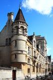 Istituto universitario di Balliol, università di Oxford Fotografia Stock