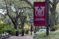 Istituto universitario di Charleston Immagini Stock