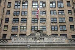 Istituto universitario di città di New-York Fotografie Stock Libere da Diritti