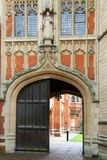 Istituto universitario di Eton, Windsor Fotografie Stock