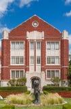 Istituto universitario di prezzi dell'affare Fotografie Stock