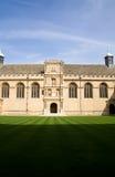Istituto universitario di Wadham, Oxford Immagini Stock Libere da Diritti