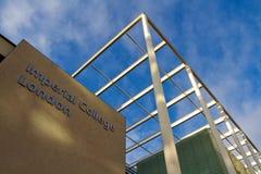 Istituto universitario imperiale Londra Fotografie Stock