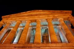 Istituzione di Smithsonian Fotografia Stock