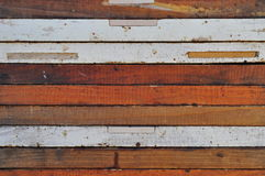 Istna drewniana tekstura Fotografia Stock
