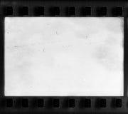 Istna ekranowa rama z pyłem i narysami obrazy royalty free