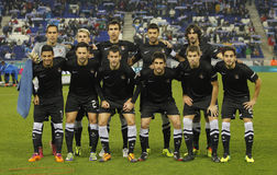 Istna Sociedad drużyna obrazy royalty free