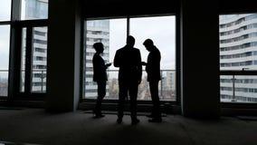 Istnej własności pojęcie spotkania biznesowy biuro zdjęcie wideo