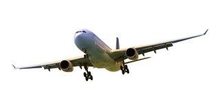 Istny dżetowy samolot Zdjęcie Royalty Free