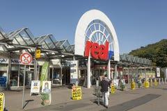 ISTNY hypermarket w Siegen, Niemcy Fotografia Royalty Free