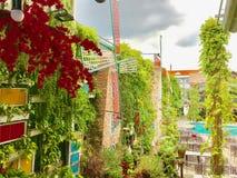 Isto é vistas bonitas em Sai Gon Vietnam foto de stock royalty free
