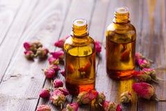 Istotny aromata olej obrazy royalty free