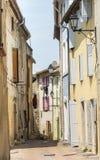 Istres (Провансаль) стоковое изображение rf
