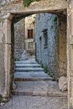 Istria, Κροατία Στοκ εικόνα με δικαίωμα ελεύθερης χρήσης