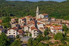 Istria - Beram imagen de archivo libre de regalías