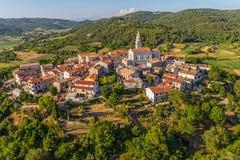 Istria - Beram Royalty Free Stock Image