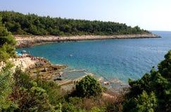 Istria coast - Croatia Royalty Free Stock Photos