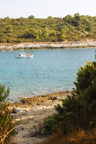 Istria coast - Croatia Stock Images